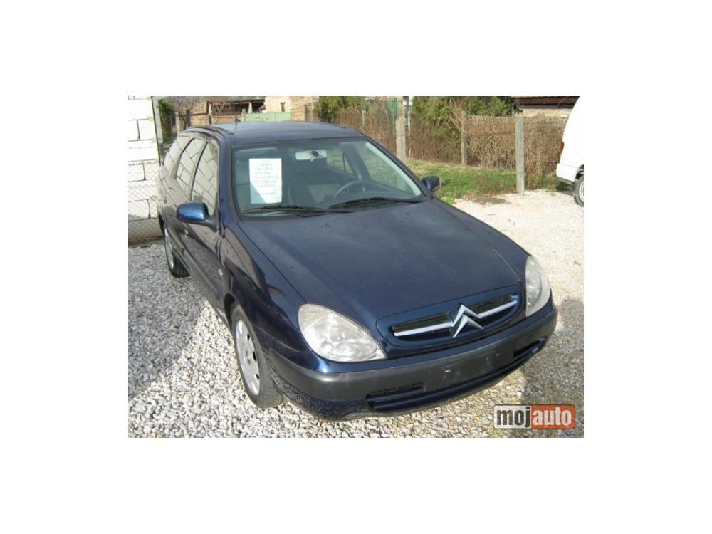Prodám Citroën Xsara 1.9 D