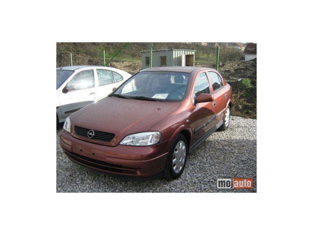 Prodám Opel Astra 1.7 TDI
