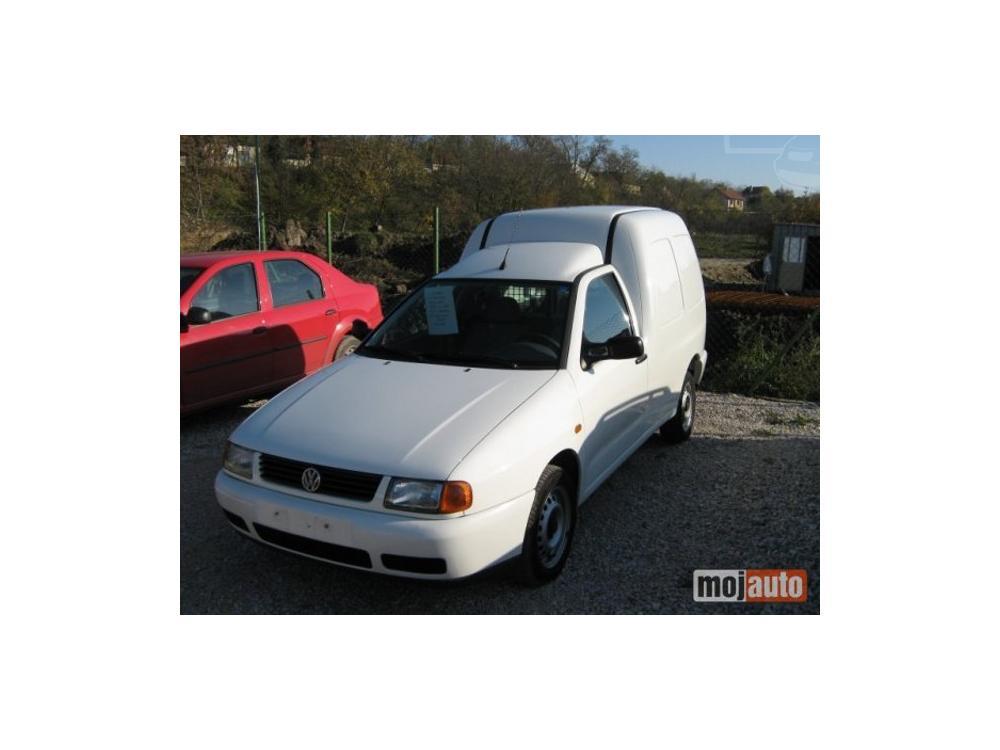 Prod�m Volkswagen Caddy 1.9 SDI