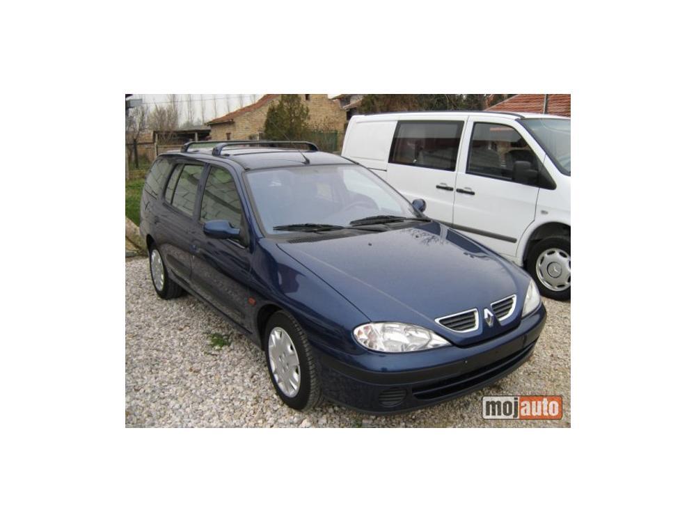 Prodám Renault Megane 1.9DTI