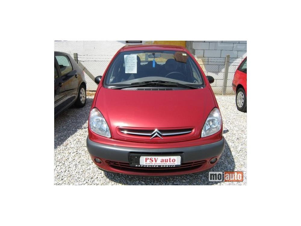 Prodám Citroën Xsara Picasso 1.8