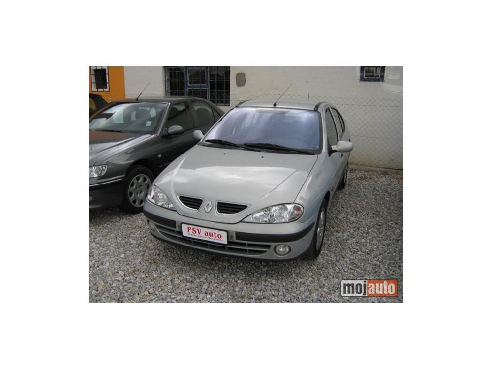 Prod�m Renault Megane 1.9DCI