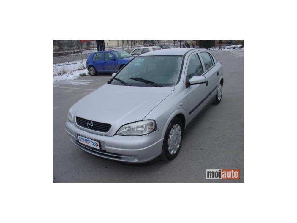 Prodám Opel Astra 1.7 DTI