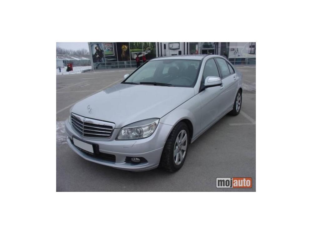 Prodám Mercedes-Benz C 220 CDI