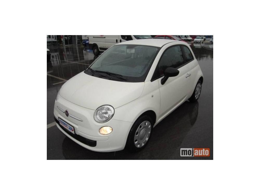 Prodám Fiat 500 1.2