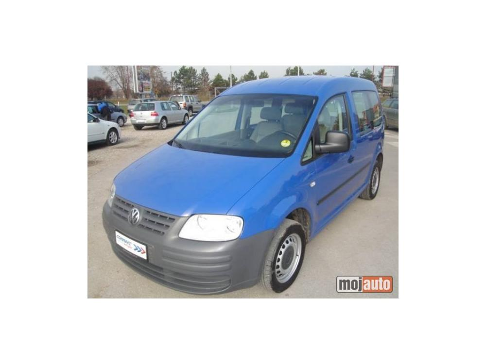 Prodám Volkswagen Caddy 1.9 TDI
