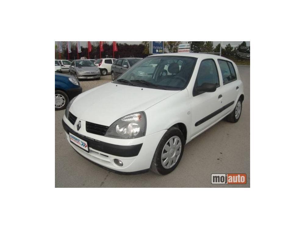 Prod�m Renault Clio 1.5 DCI