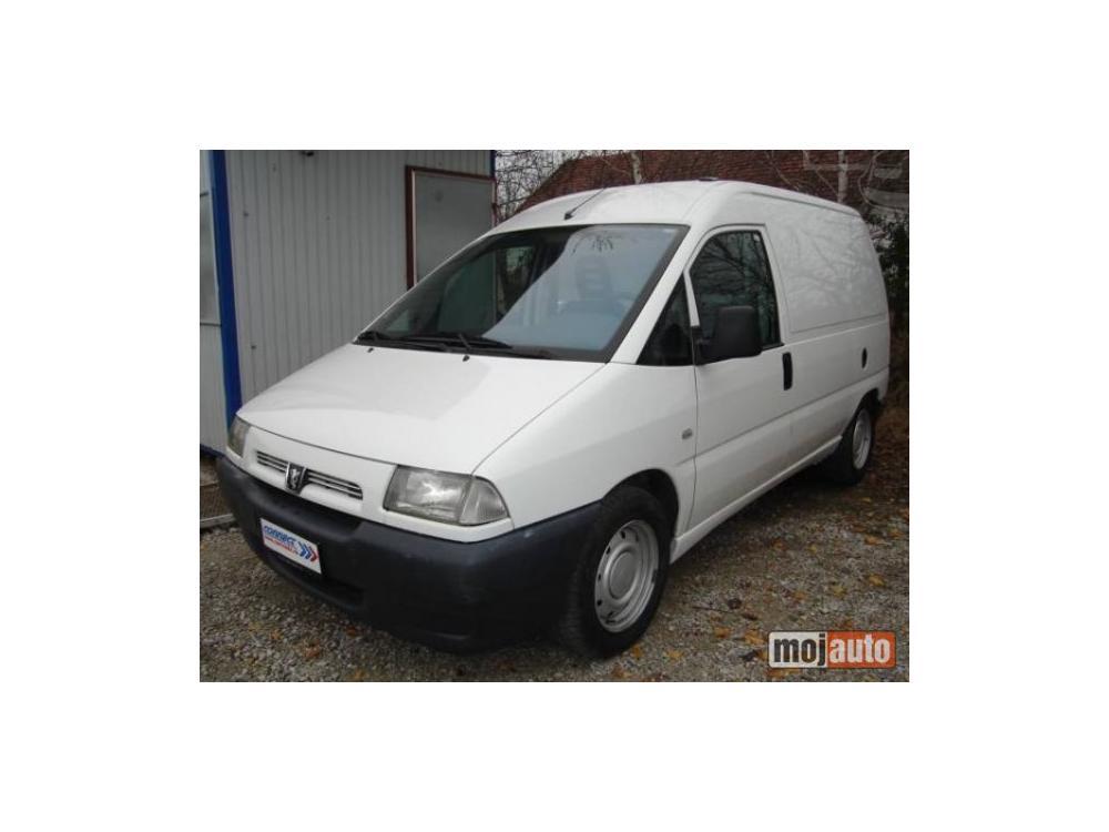 Prodám Peugeot Expert 2.0 HDI