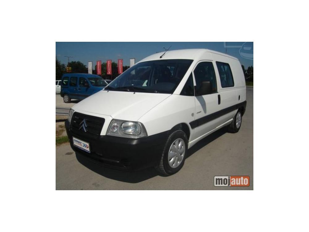 Prodám Citroën Jumpy 2.0 HDI