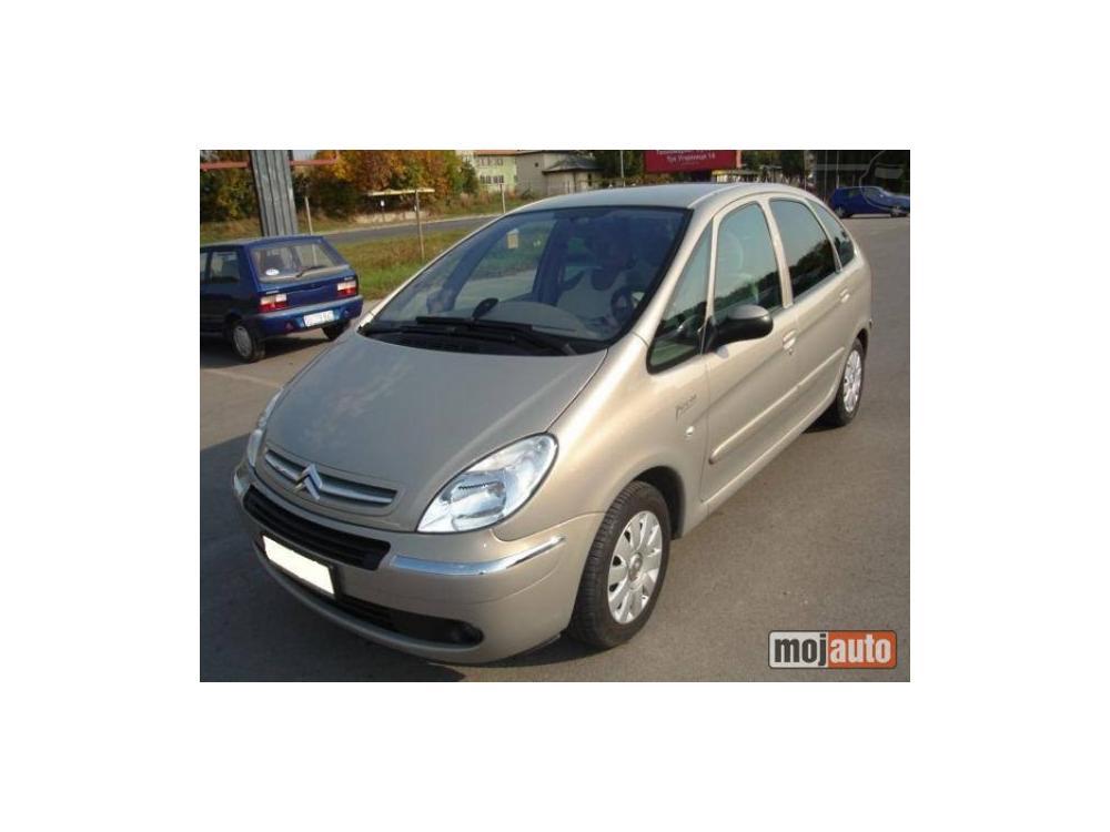 Prodám Citroën Xsara Picasso 1.6 16 V