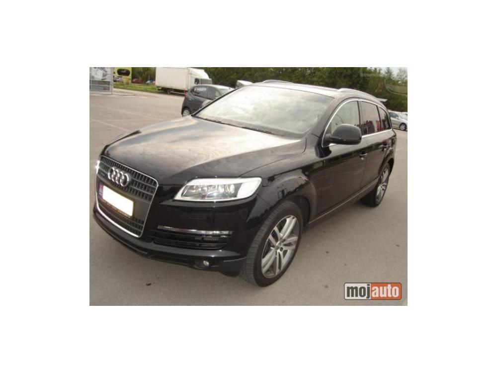 Prod�m Audi Q7 3.0 TDI