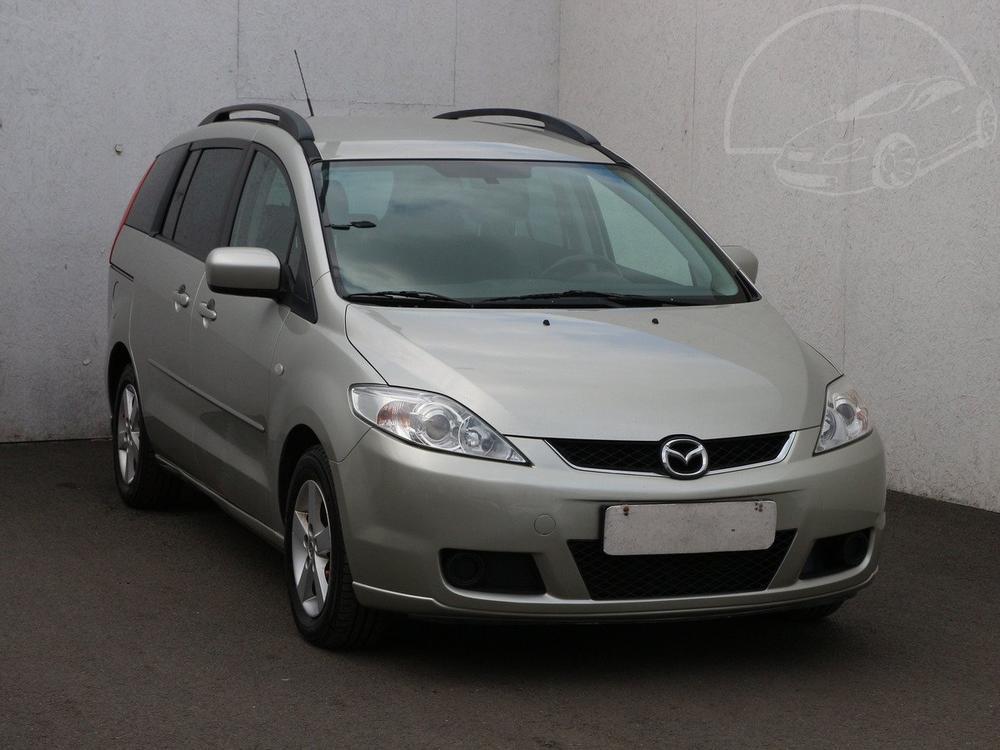 Prodám Mazda 5 2,0 MZR-CD, ČR