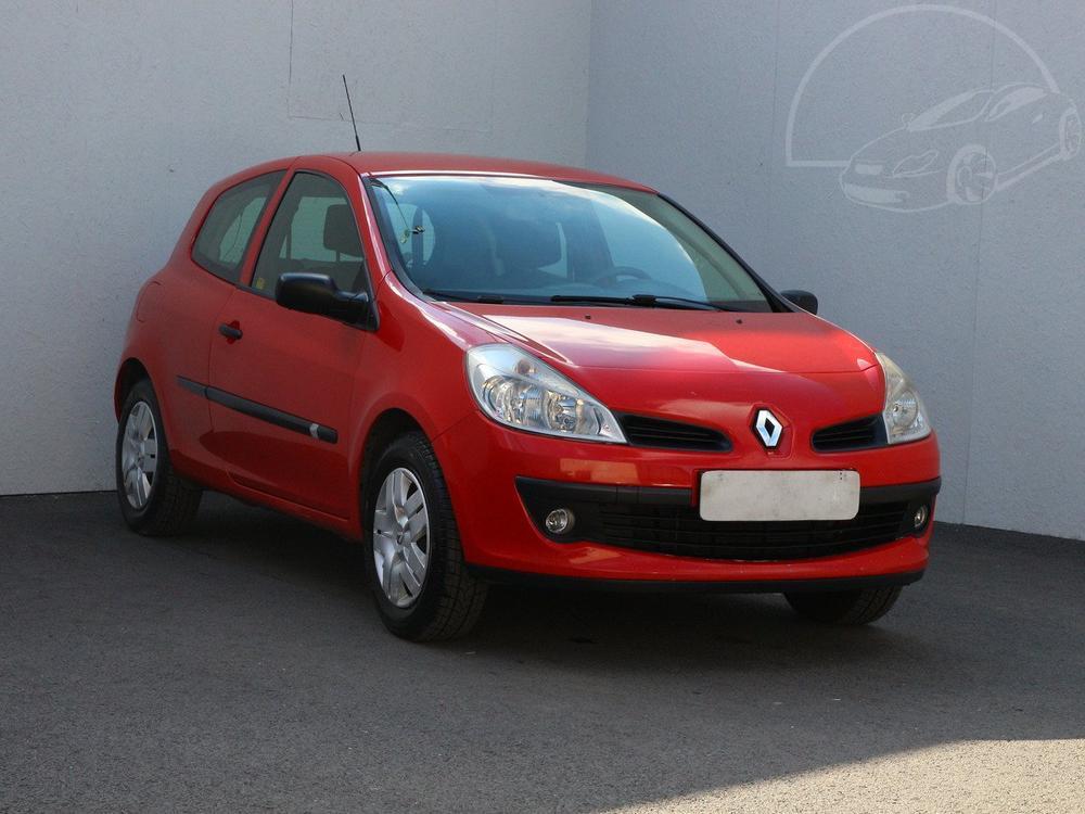 Prod�m Renault Clio 1,2 i Serv.kniha,�R