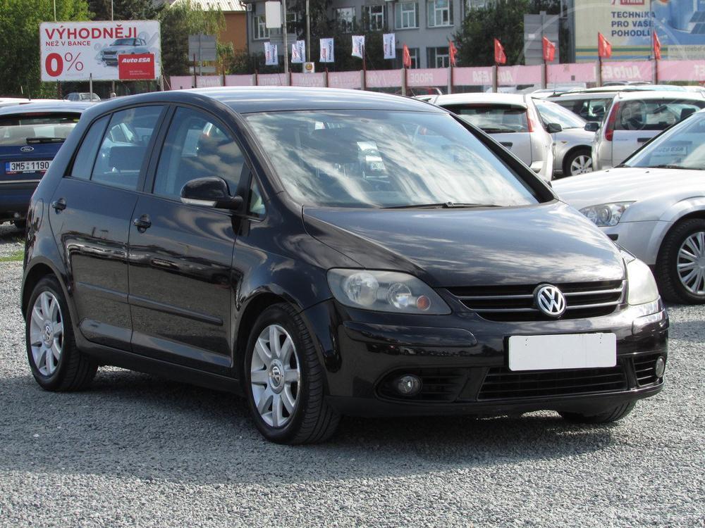 Prodám Volkswagen Golf Plus 1,9 TDi