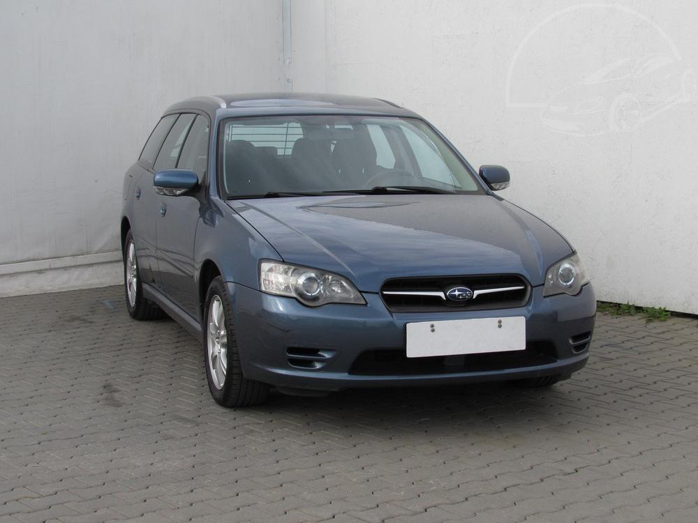 Prod�m Subaru Legacy 2,5 Serv.kniha