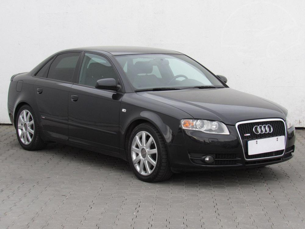 Prodám Audi A4 3.0 TDi Serv.kniha
