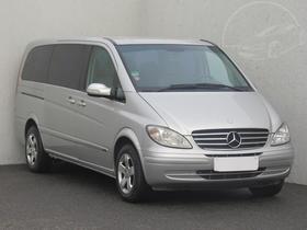 Mercedes-Benz Viano 2.2 CDi Serv.kniha