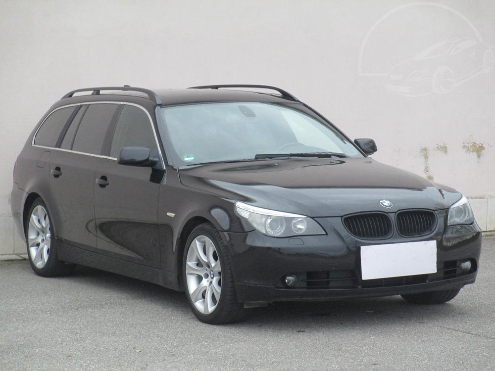 Prodám BMW 5 2. d Serv.kniha