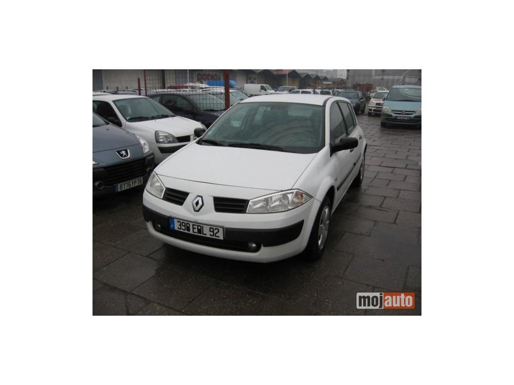 Prodám Renault Megane 1.5 DCI
