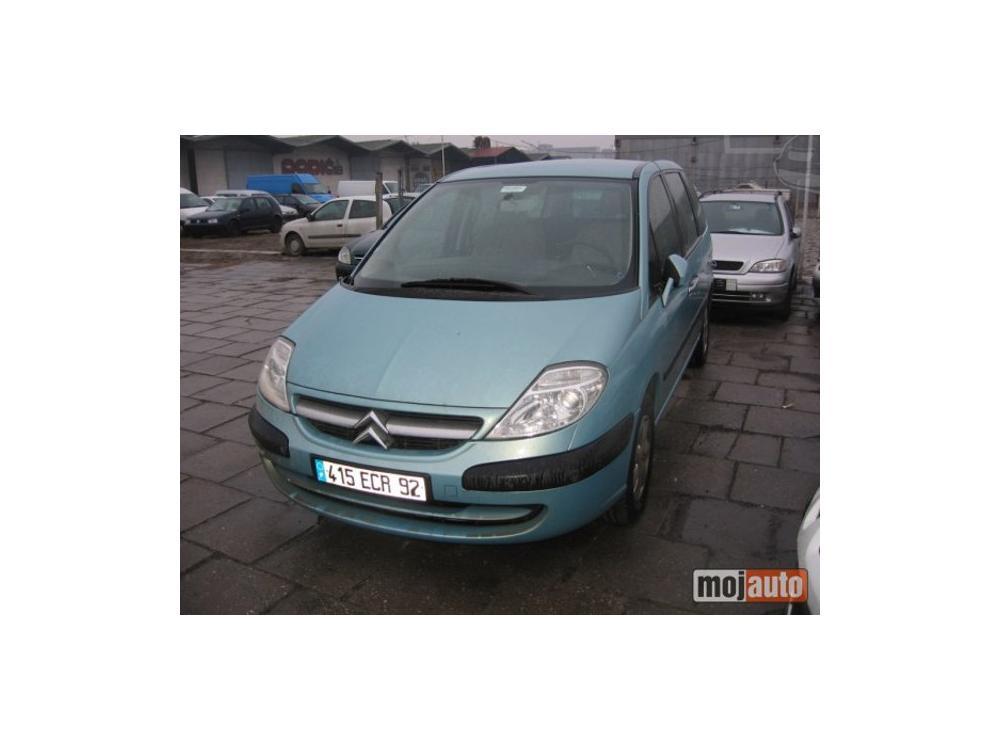 Prodám Citroën C8 2.0 HDI