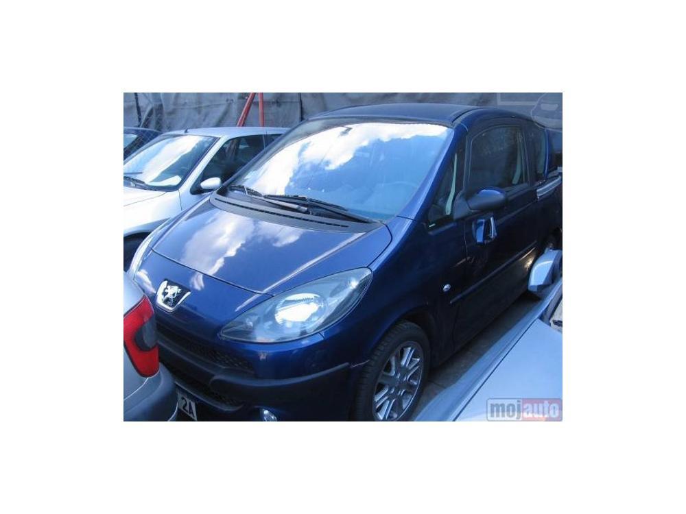 Prodám Peugeot 1007