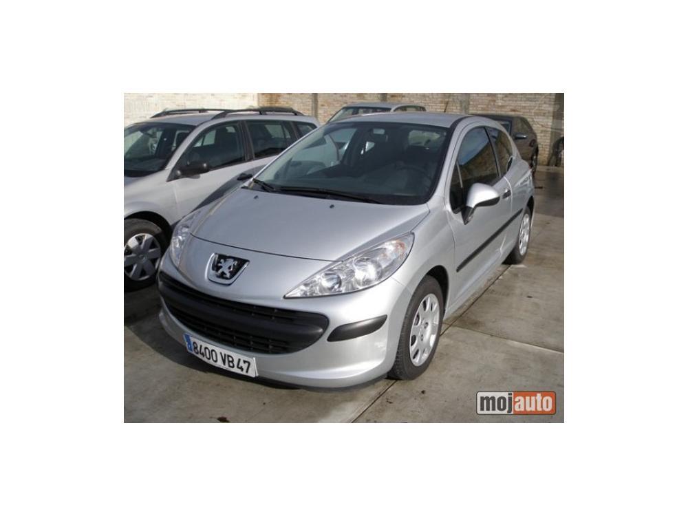 Prod�m Peugeot 207 1.4 HDI