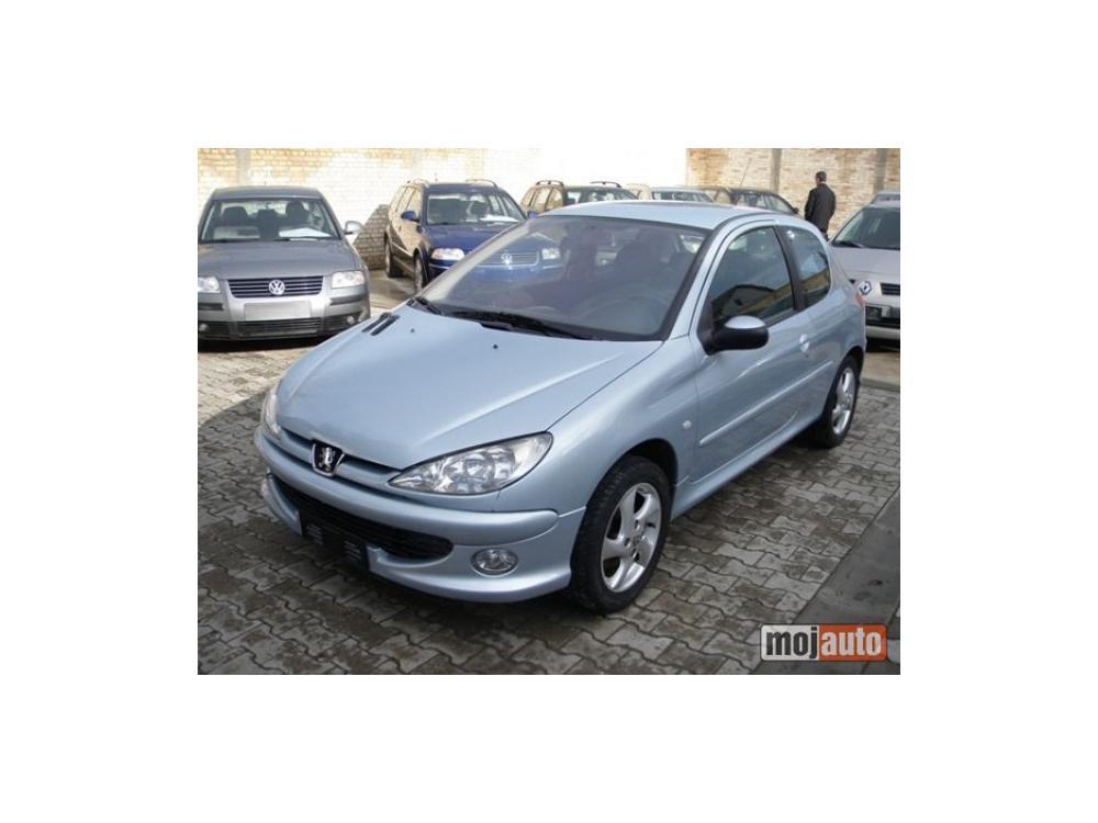 Prodám Peugeot 206 2.0 HDI