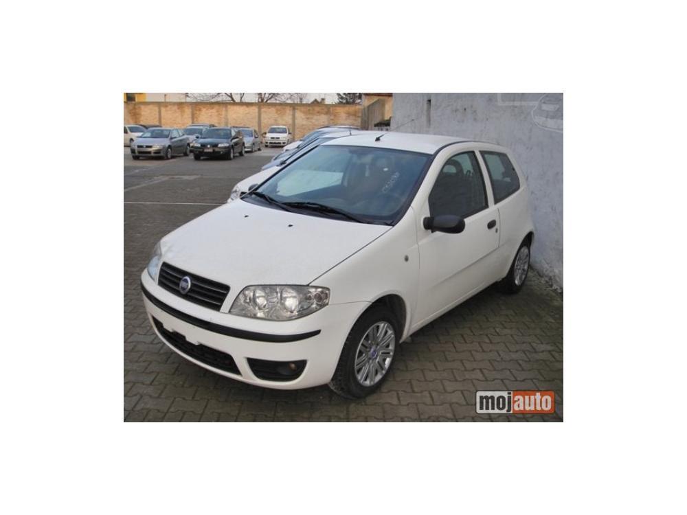 Prodám Fiat Punto 1.3 MJT