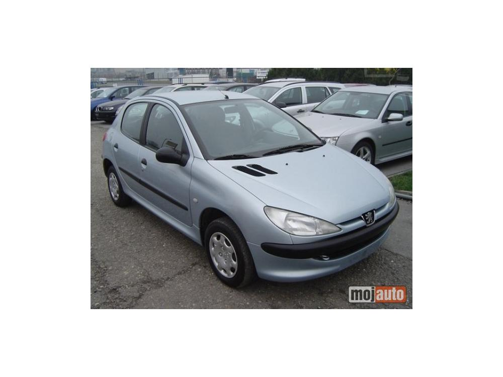 Prodám Peugeot 206 1.1