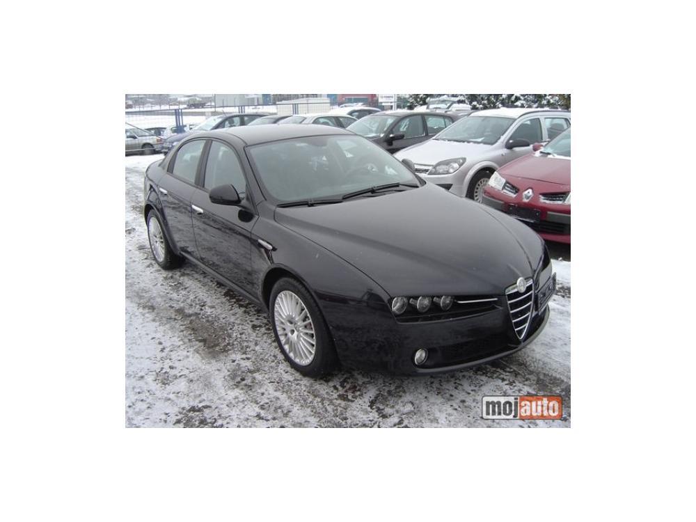 Prodám Alfa Romeo 159 2.4 M-Jet