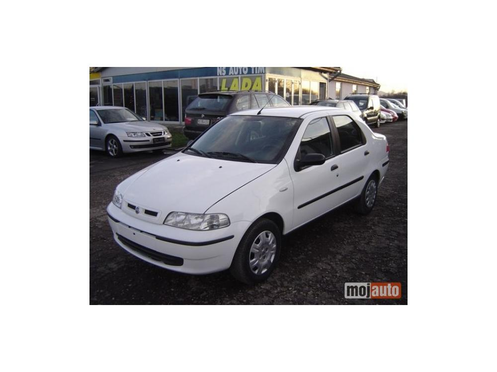 Prod�m Fiat Albea 1.2 16 V
