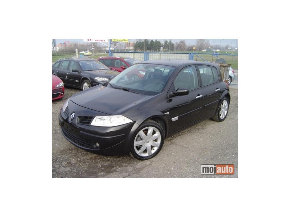 Prod�m Renault Megane 2.0 dCi