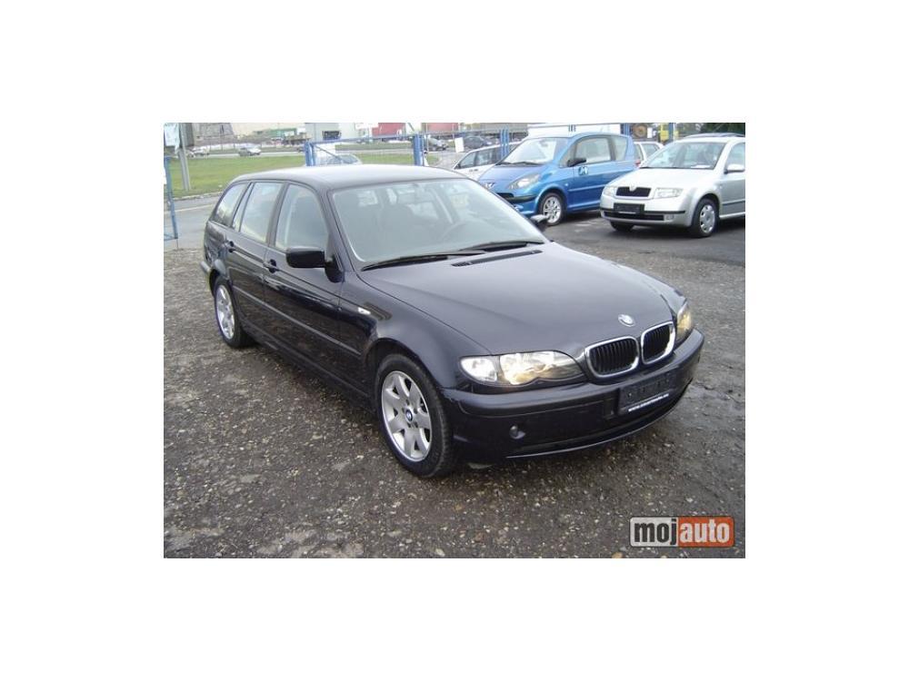 Prodám BMW 320 320d