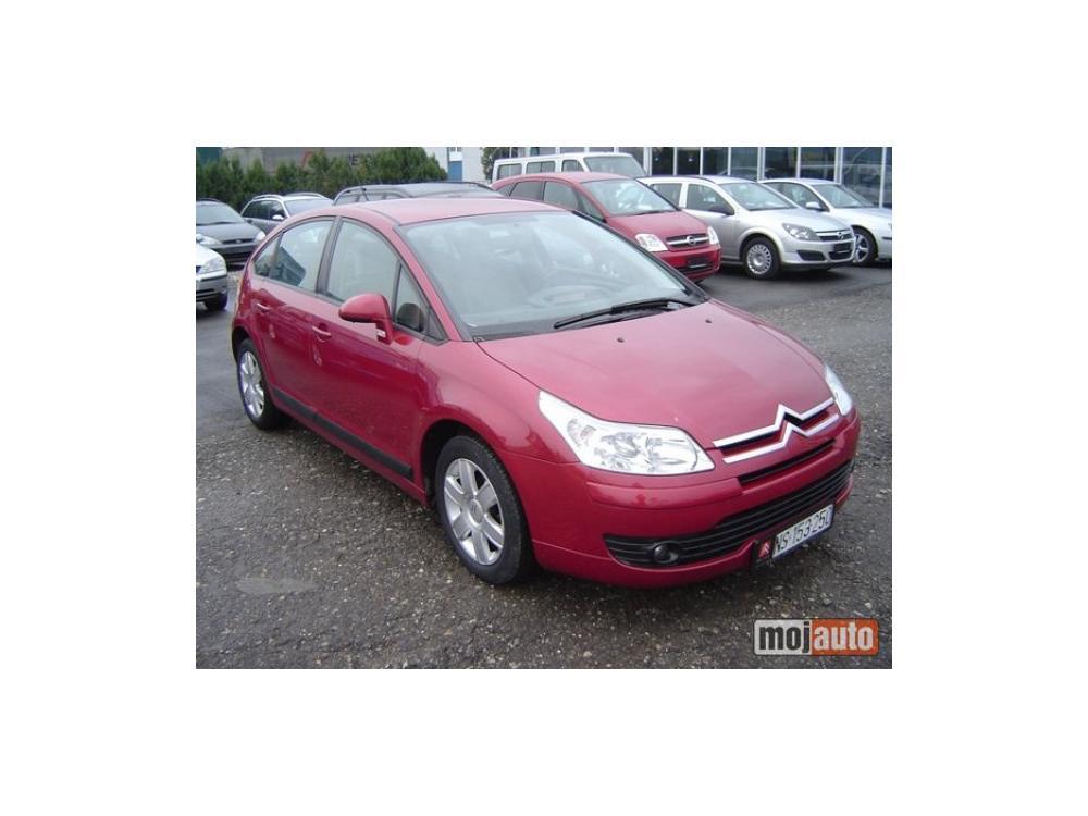 Prodám Citroën C4 1.6