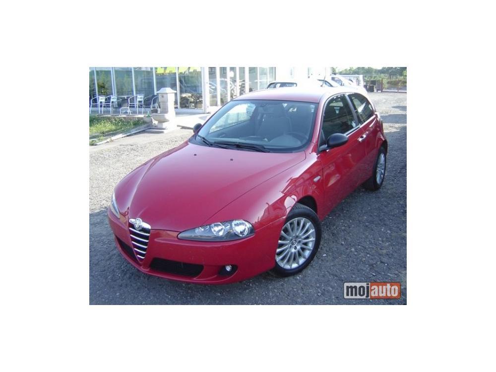 Prodám Alfa Romeo 147 1.9 M-Jet