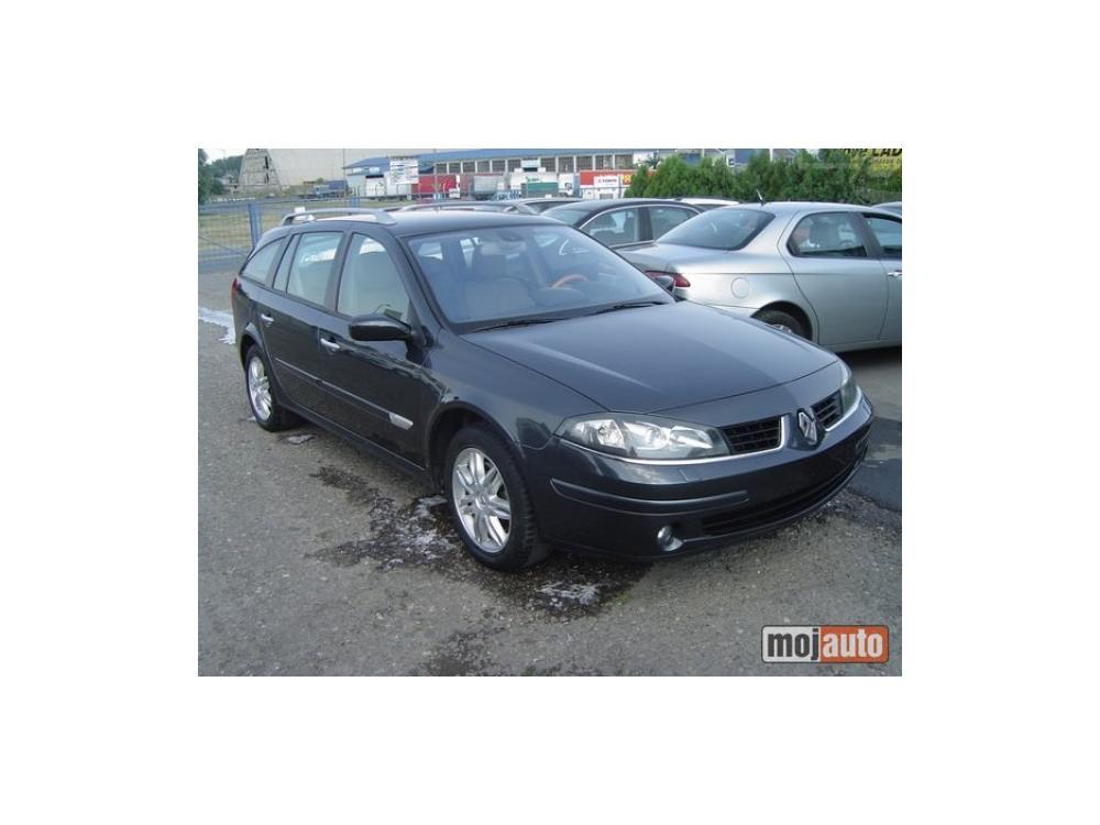 Prodám Renault Laguna 2.0 dCi INITIAL