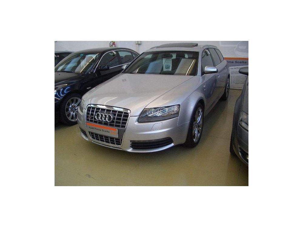 Prodám Audi S6 Avant 5.2 V10 FSI Quattro