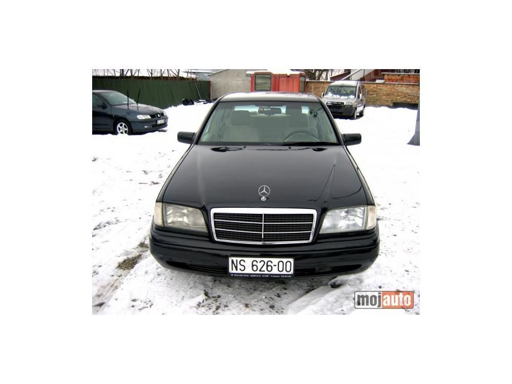 Prodám Mercedes-Benz C 250 CLASIC