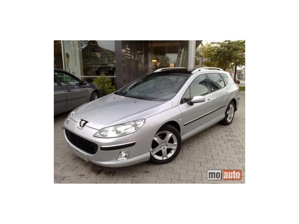 Prodám Peugeot 407 2.0 HDi premium