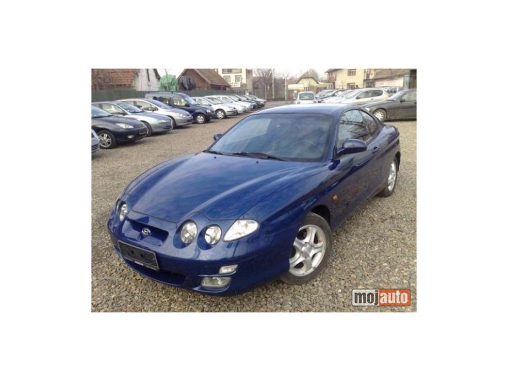 Prodám Hyundai Coupe 1.6 16V