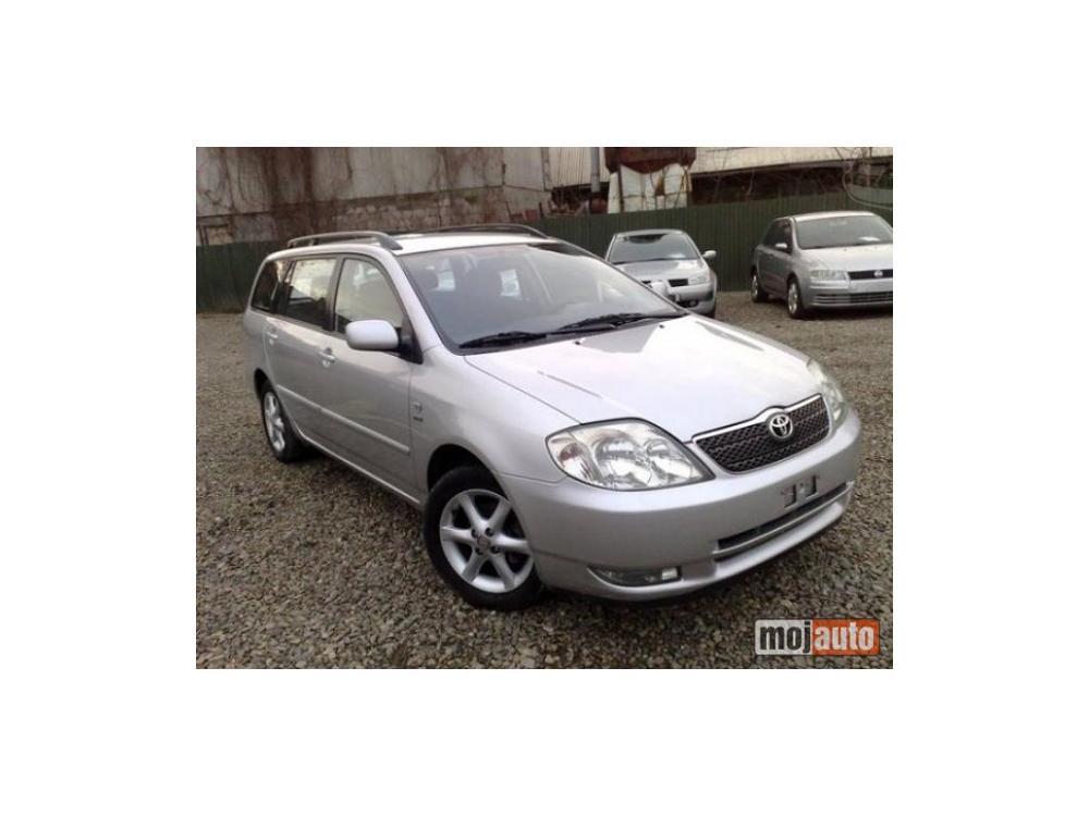 Prodám Toyota Corolla 1.4 VVTi