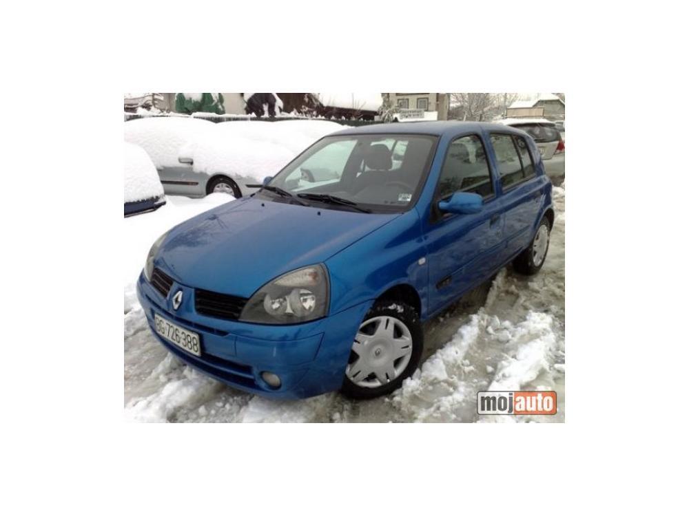 Prod�m Renault Clio 1.2 community