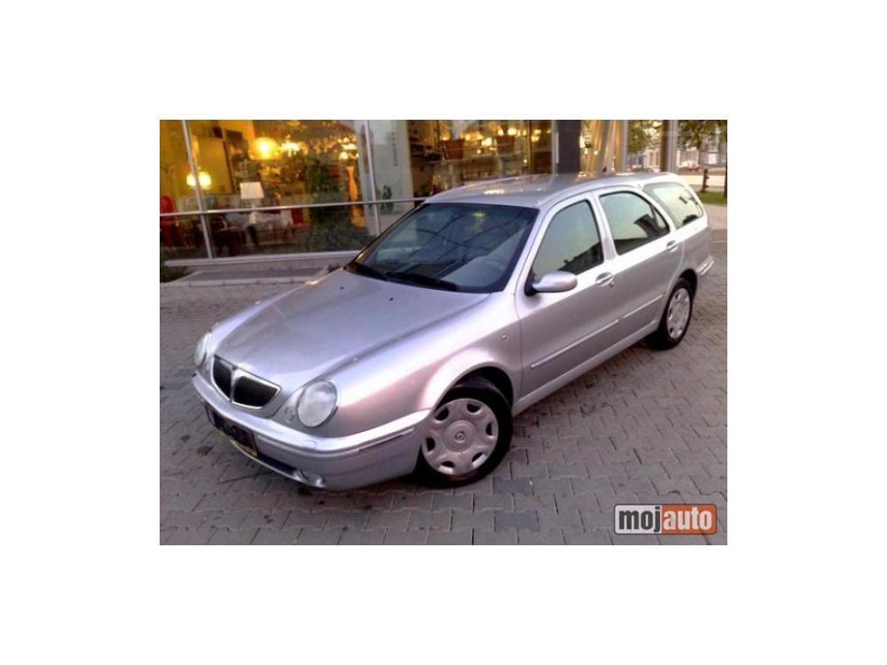 Prodám Lancia Lybra 1.9 JTD FULL