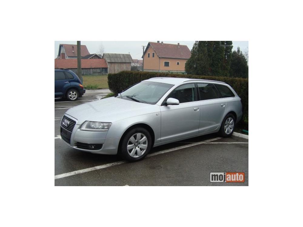 Prod�m Audi A6