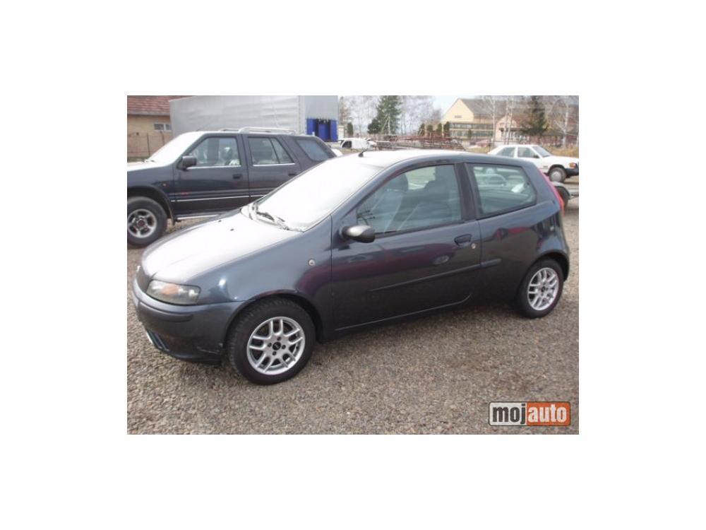 Prodám Fiat Punto 1.9jtd elx