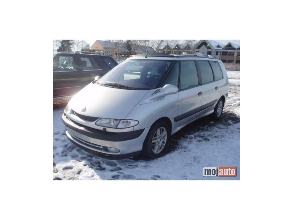 Prodám Renault Grand Espace 2.2DCI