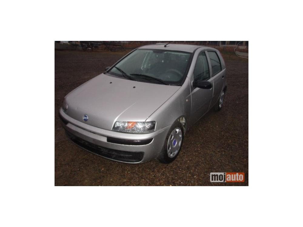 Prodám Fiat Punto 1.2ELX