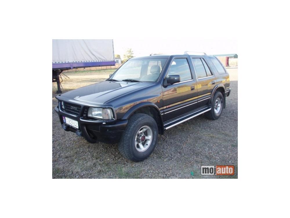 Prodám Opel Frontera 2.3 TD   4X4