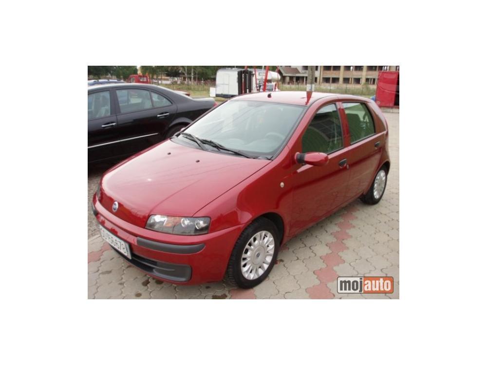 Prodám Fiat Punto 1.9 JTD HLX