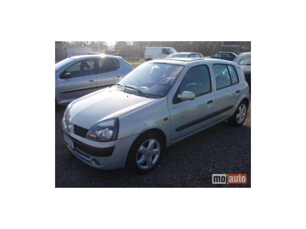 Prodám Renault Clio 1.4 16 v